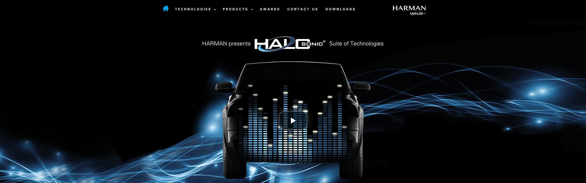 Impression HARMAN HALOsonic