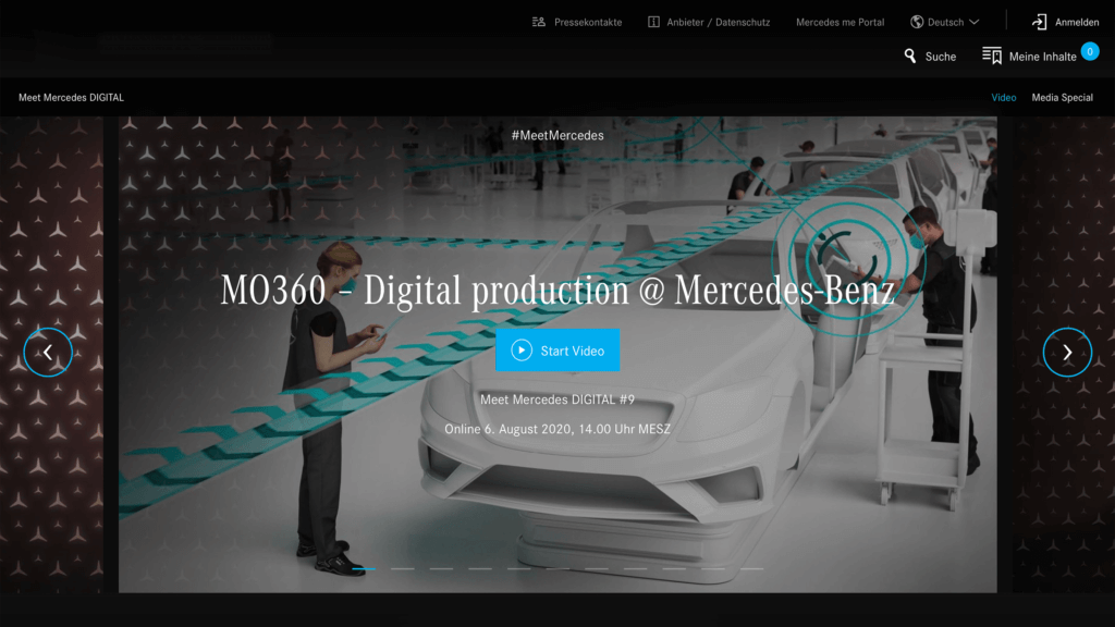Meet Mercedes DIGITAL